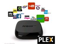 Now TV box fully loaded. All channels. 100's of TB of on demand content.