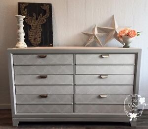 Redesigned Dresser with 6 drawers West Island Greater Montréal image 1