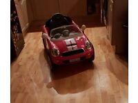 Children's Electric Mini Cooper