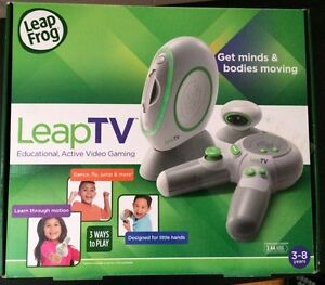 LeapTV Video Game System
