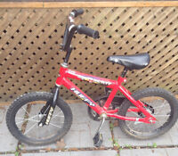 "Bike Boys 14"" Huffy"