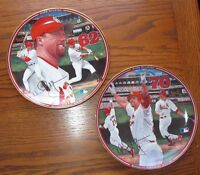 Mark McGwire Collector Plates