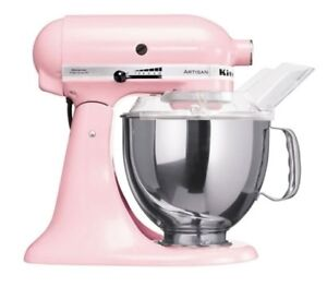 Kitchen aid mixer pink limited edition