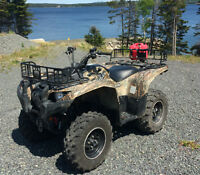 2009 Yamaha 550 Grizzly EPS Camo