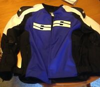 Speed and strength textile jacket