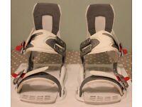 Drake F50 Snowboard Bindings Medium Size