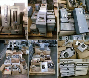 FERMETURE - EQUIPEMENTS ELECTRIQUES USAGE - USED