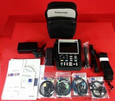 Tektronix Ths3014 Handheld Oscilloscope 100 Mhz