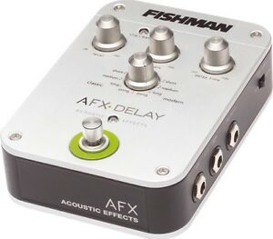 Fishman AFX Delay