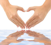 Healing Touch Session-Certified healing Touch Pracitioner