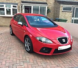 *Reduced-Must Go!* Red Seat Leon FR TSI 5DR - 2008 *low mileage 51000*