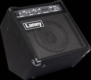 LANEY AH40 AUDIOHUB MULTI-PURPOSE AMP GUITAR - BASS - KEYBOARD - VOCALS  NEW!