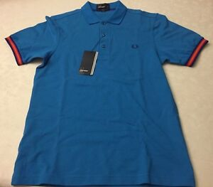 Designer Fred Perry polo shirt authentic! NWT Cambridge Kitchener Area image 1