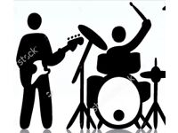 Looking For A Bassist & Drummer
