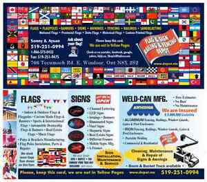 Car Antenna Flags by Flag & Sign Depot