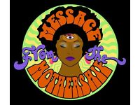 Hammond Organ player wanted by Message from the Mothership