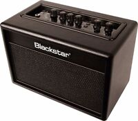 Electric/acoustic/bass guitars + music playback AMP w/ bluetooth
