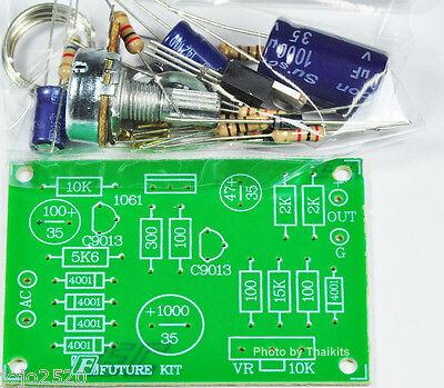 Regulator Power Supply Module Ac-dc 0-30v 1a 24vac Input Unassembled Kit Fk808