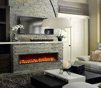 Buy Electric Fireplaces Online for Best Selection & Prices
