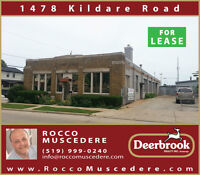 FOR LEASE AND SALE OLD WALKERVILLE