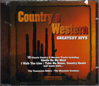 Country & Western Greatest Hits - Various Artists