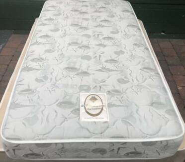 Excellent Sealy Brand king single mattress only. Delivery can do