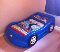 Little Tikes Race Car bed $75 OBO
