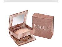 Urban Decay Naked Illuminated shimmer powder