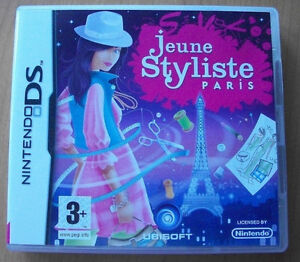 Nintendo DS Game in French