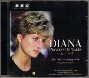 Diana Princess of Wales - Funeral Service West Island Greater Montréal image 1