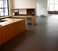 Commercial/residential rubber flooring