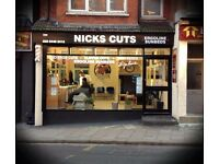 Experienced Barber Required - Full Time
