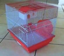 Red Pet Cage Arundel Gold Coast City Preview