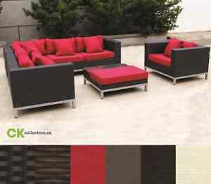 Sofa meubles terrasse jardin dans grand montr al for Meuble patio montreal
