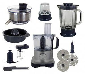 Kenwood FPM270 Multipro Compact Multifunktions Küchenmaschine