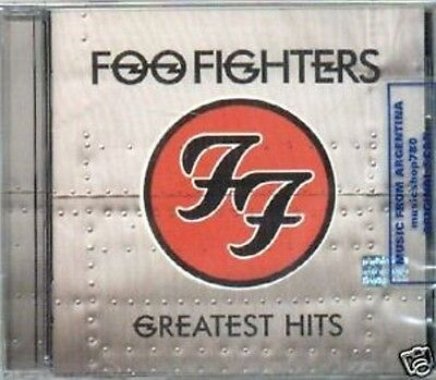 FOO FIGHTERS GREATEST HITS SEALED CD NEW