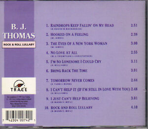 The World of B.J. Thomas - Rock & Roll Lullaby West Island Greater Montréal image 2