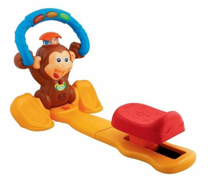 Monkey Moves Smart Seat