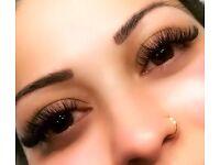 Russian Volume or Individual Luxury Eyelash Extensions