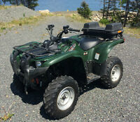 2009 Yamaha 550 Grizzly (Non EPS)