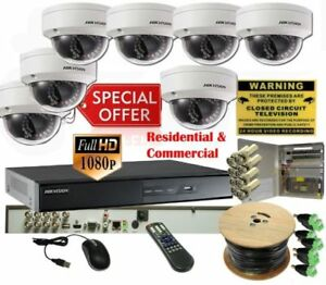 IP Security Camera System Winter SALE 4K 4K