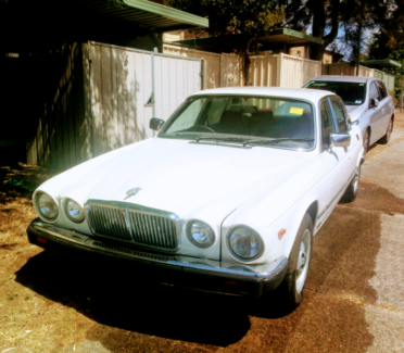 1985 Jaguar XJ6 -Runs and drives -Project -Sydney