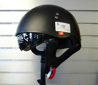 LS2 Half Helmets with Internal Sun Visor $99 NEW