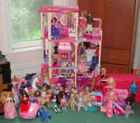 HUGE Barbie Collection - make me an offer