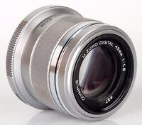 Olympus 45mm f1.8 prime lens for micro 4/3