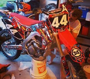 2014 Honda crf 250r forsale or trade
