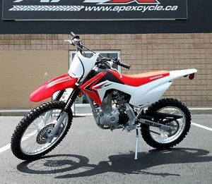 2016 Honda CRF125F B Kitchener / Waterloo Kitchener Area image 2