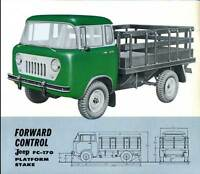 1959 Jeep Willys FC 170