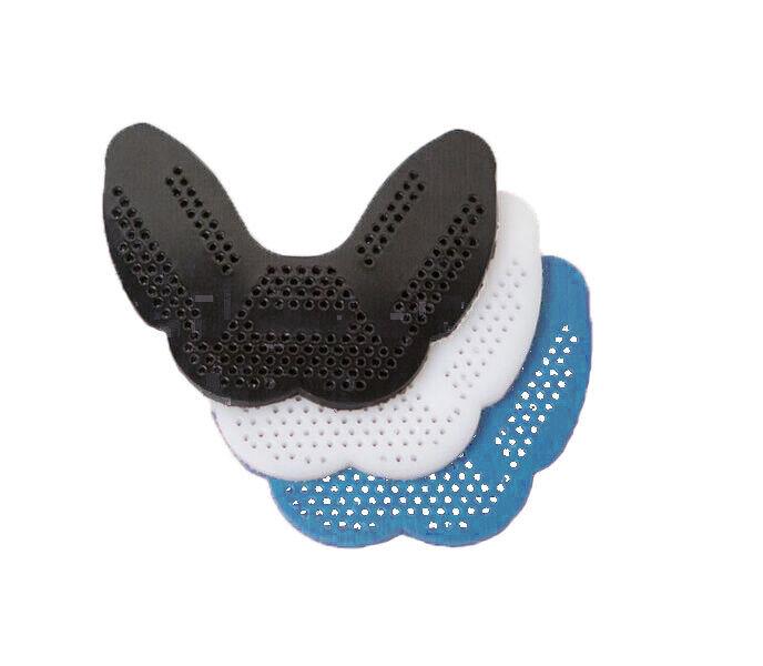 Kwon Zahnschutz. SISU Mundschutz 2.4. schwarz, weiß, blau. Senior. Kampfsport.