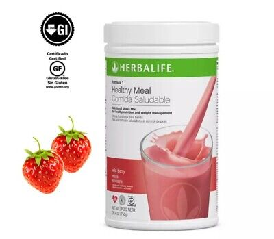 Herbalife Formula 1 Wild Berry Mora Healthy Meal Replacement Shake 750g